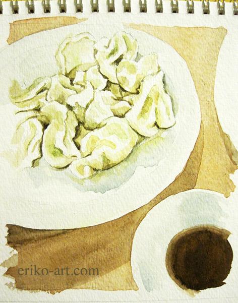 shuijiao 水饺